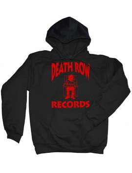 Death Row Records Sweatshirt   Death Row Records T Shirt   Vintage Hip Hop T Shirt    2pac Biggie Snoop Dogg   Dogg Pound West Coast Hip Hop by Etsy