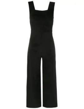 Cropped Jumpsuit by Osklen