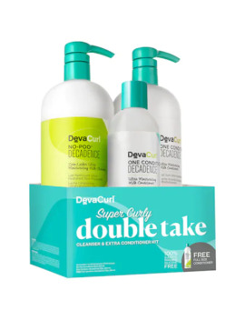 Double Take Super Curly by Deva Curl