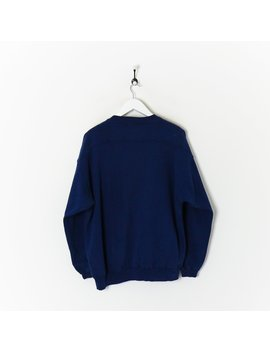 Starter Sweatshirt Navy Xl by Starter