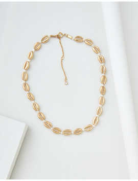 Aeo Shell Choker by American Eagle Outfitters