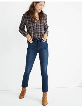 Stovepipe Jeans In Fairdale Wash: Tencel™ Denim Edition by Madewell