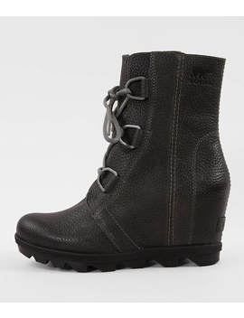 Joan Of Arctic™ Leather Wedge Ii Boot by Sorel
