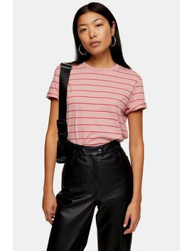 **Stripe T Shirt By Selected Femme by Topshop