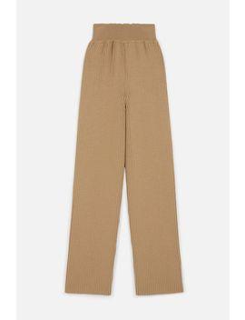 Women's Rib Pants by Ami Paris