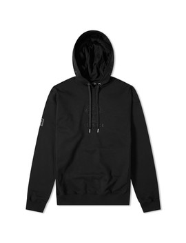 Versace Embroidered Hood Logo Medusa Popover Hoody by Versace