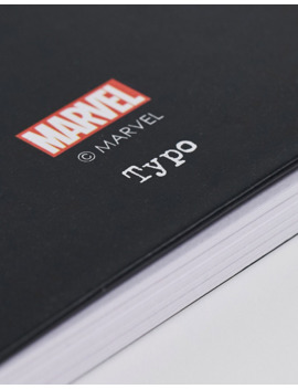 Typo X Marvel Black Panther Lenticular Notebook by Typo