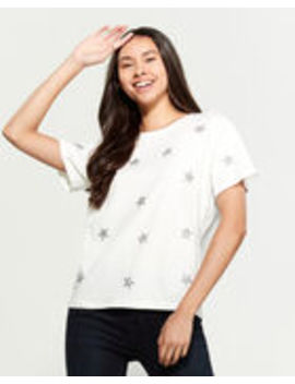 Embellished Star Tee by On Twelfth