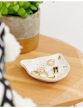 Sass &Amp; Belle Leopard Trinket Dish by Sass & Belle