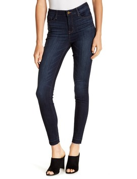 Sculpted High Rise Jeans by William Rast
