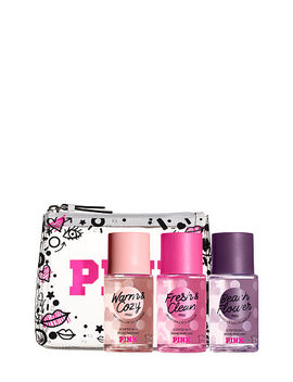 Scents X Pink Mini Mist Gift Set by Pink