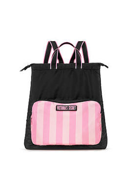 Signature Stripe Packable Backpack by Victoria's Secret