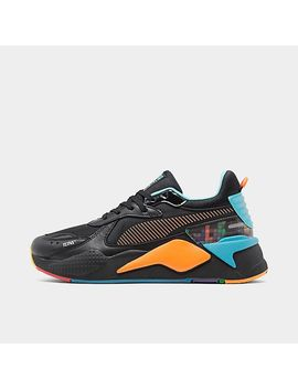 Men's Puma Rs X Tetris Casual Shoes by Puma