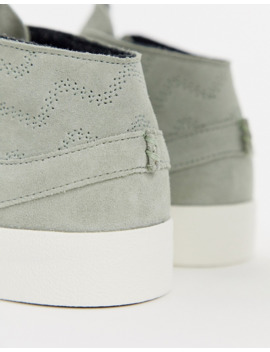 Nike Sb Crafted Zoom Janoski Mid Trainers In Grey by Nike Skateboarding