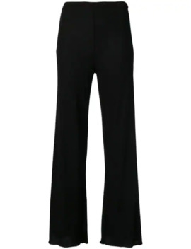 1990's Flared Trousers by Jean Paul Gaultier Pre Owned