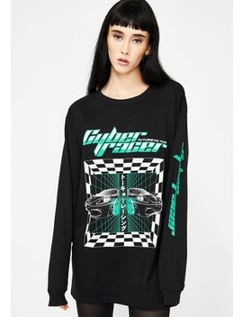 Cyber Racer Long Sleeve Tee by Ill Intent