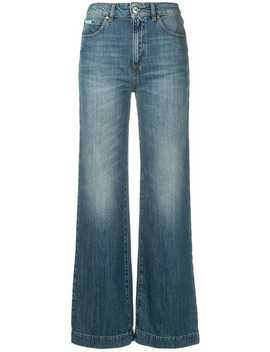 Loose Flared Jeans by Alexa Chung