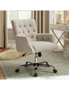 Zahra Swivel Executive Chair by Alcott Hill