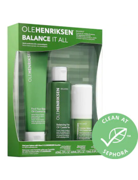 Balance It All™ Essentials Set by Olehenriksen