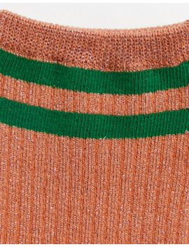 Essentiel Antwerp Tlamour Stripes Socks by Essentiel Antwerp