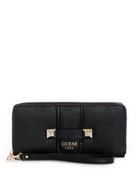 Talan Large Zip Around Wallet by Guess