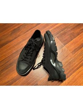 Raf Simons X Detroit Runner Core Black by Adidas  ×  Raf Simons  ×