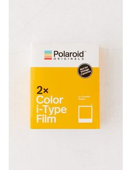 Polaroid Originals Color I Type Instant Film   Twin Pack by Polaroid Originals
