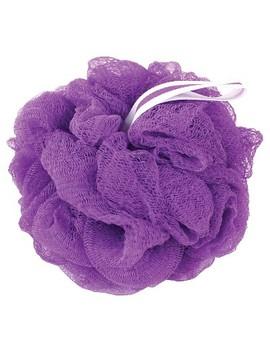 The Bathery Exfoliating Bath Sponge   Purple by The Bathery