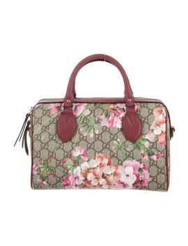 Gg Supreme Small Blooms Boston Bag W/ Tags by Gucci