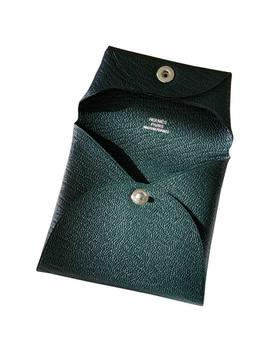 Bastia Leather Purse by Hermès