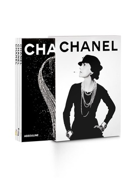 'chanel' Three Book Set by Assouline