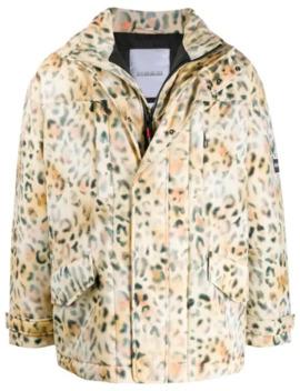 Leopard Print Jacket by Napa By Martine Rose