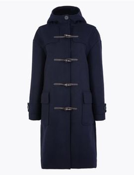 Duffle Coat by Marks & Spencer