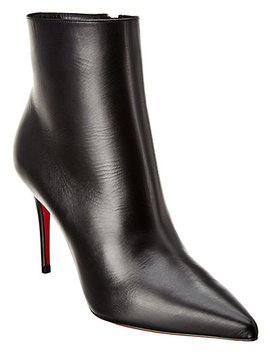 Christian Louboutin So Kate 85 Leather Bootie by Christian Louboutin
