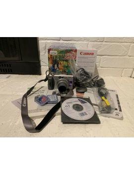 Canon Power Shot G3 4.0 Mp Digital Camera   Silver by Canon