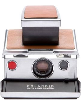 Polaroid Sx 70 Slr Camera by Polaroid Originals