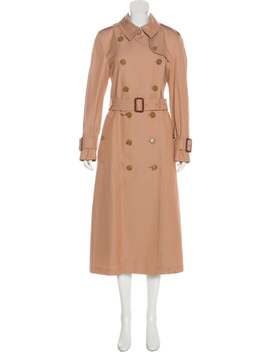 Long Trench Coat W/ Tags by Burberry