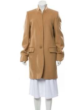 Wool Knee Length Coat W/ Tags by Stella Mc Cartney
