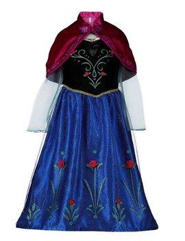 Disney Frozen Blue Anna Costume   2 3 Yearstuc135783920 by Argos