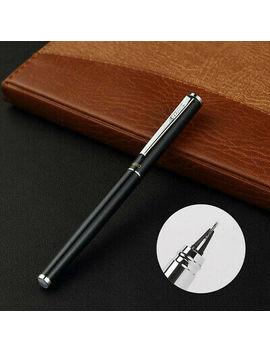Hero 360 Graus Escrevendo Black Metal Caneta Fine Novo Na Caixa F/0.5mm Office Escrita by Ebay Seller