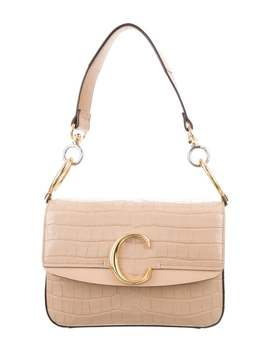 Small C Double Carry Bag W/ Tags by Chloé
