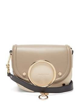 Mara Leather Cross Body Bag by See By Chloé