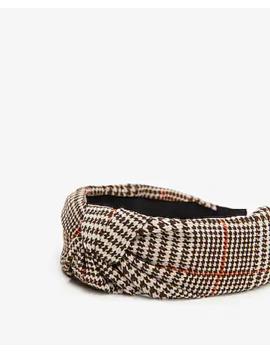Noir Hard Headband by Express