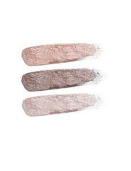 Physicians Formula Shimmer Strips Custom Eye Enhancing Extreme Shimmer Gel Cream Shadow & Liner Trio, Nude Eyes by Physicians Formula