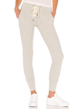 Maddox Front Lace Sweatpant by Nsf
