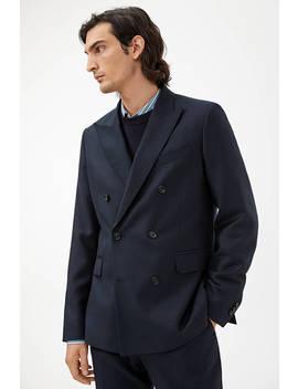classic-blazer-wool-panama by arket