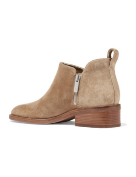 Alexa Suede Ankle Boots by 3.1 Phillip Lim