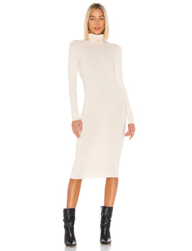 Pia Turtleneck Dress by Nsf