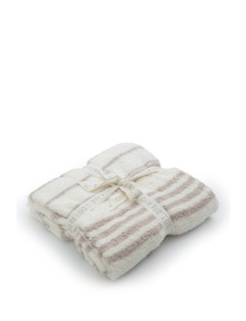 "Cozy Chic Striped Throw   45""X60"" by Barefoot Dreams"
