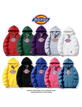 Dickies Uomo Hoodie Sweatshirt Felpa Con Cappuccio Pullover Maglione Unisex Felp by Ebay Seller